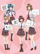 Heroines-Anime 1