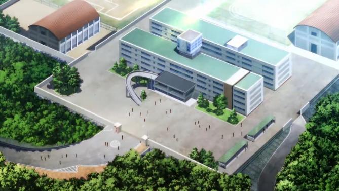 Sohoku High School