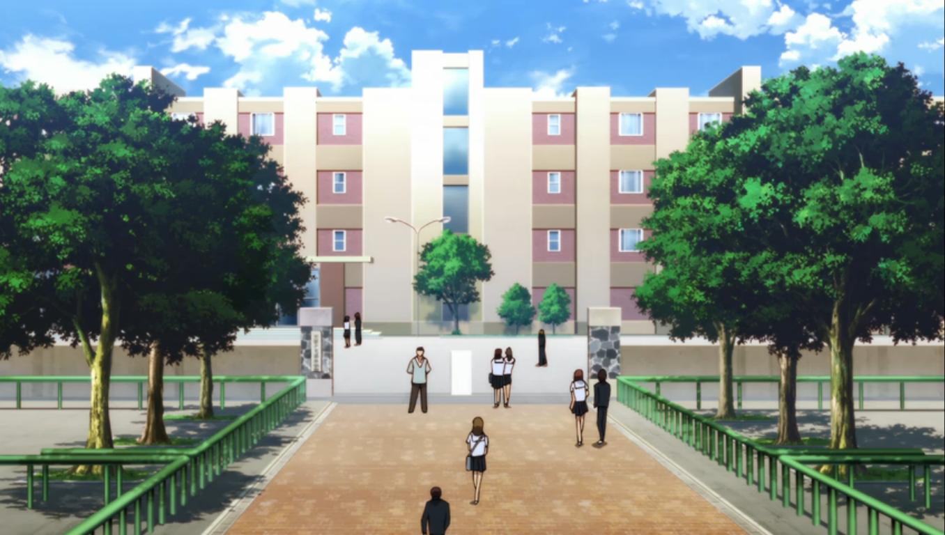 Kyoto Fushimi Senior High School