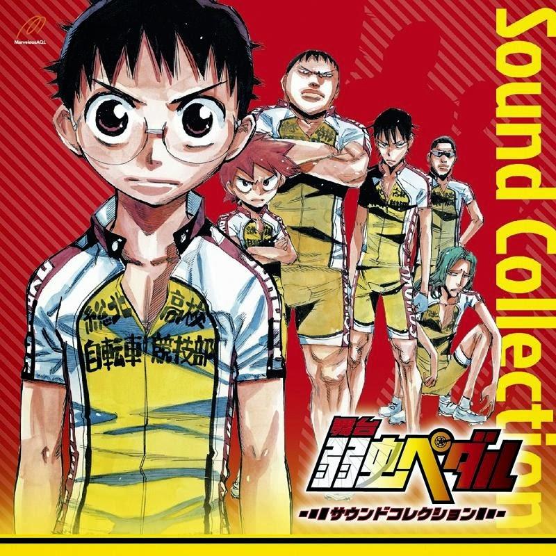 Sound Collection: Yowamushi Pedal