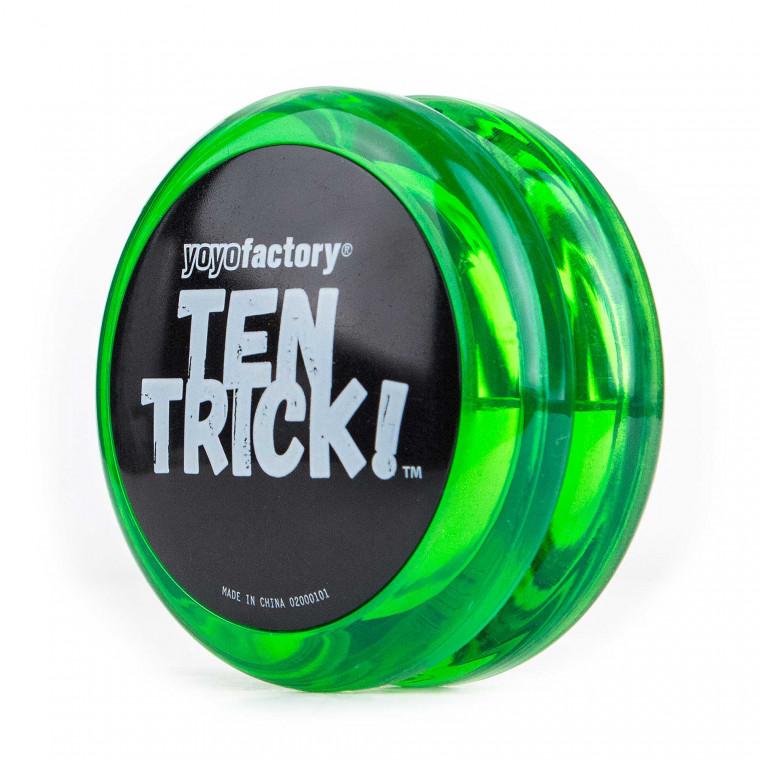 YoYoFactory Ten Trick