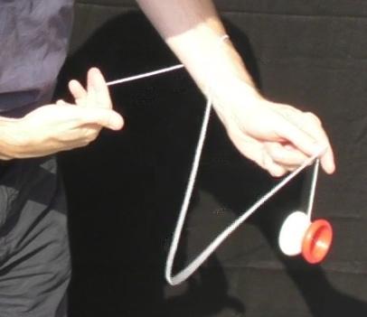 Reverse Slack Trapeze