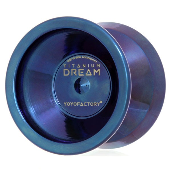 YoYoFactory Titanium Dream