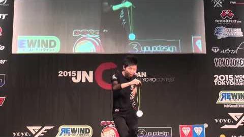 2015JN Final 4A 01 Rei Iwakura