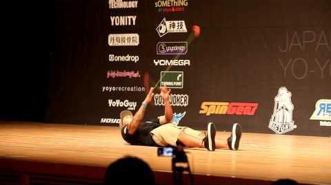 YoYoFactory Presents Alex Garcia, Special Guest Japan National YoYo Contest 2012