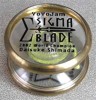 YoYoJam Sigma Blade