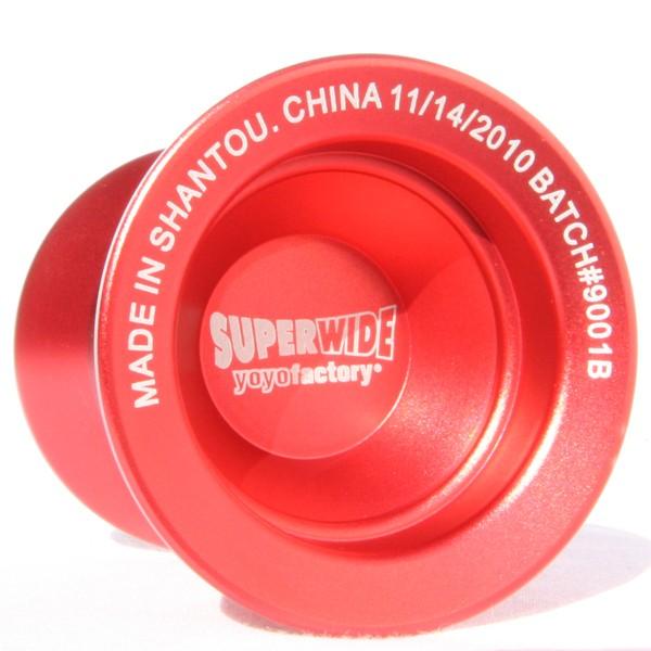 YoYoFactory SuperWide