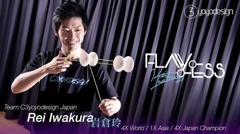 C3yoyodesign Presents Rei Iwakura - Flawless