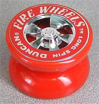 Duncan Fire Wheels