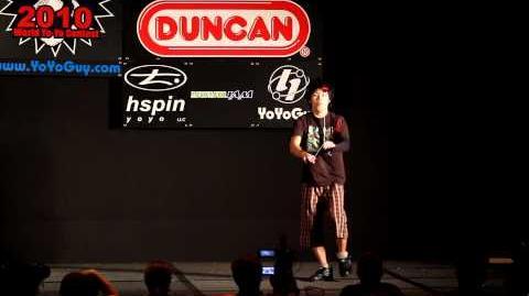 YoYoFactory_Presents_Yasushi_Furukawa,_2010_World_YoYo_Contest_2a_Yo-Yo_1st_Place_Champion