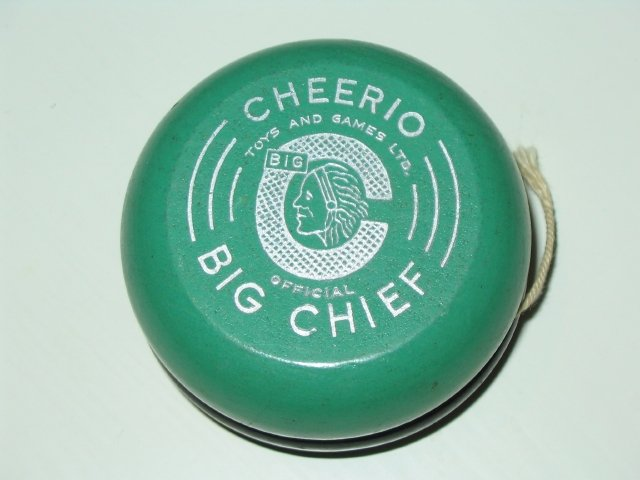 Cheerio Big Chief