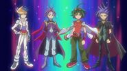 Yuya and his counterparts 121