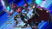 Arc V Op 2 Yuto and Dark Rebellion Xyz Dragon
