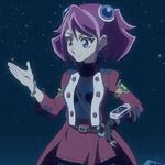 Arc V Yuzu wearing Serena's clothes.png