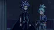 Arc V Yuto and Sora