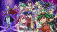 Arc V Dimensional counterparts