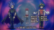 Arc V Ed 2 Yuto Yuya and Yuzu