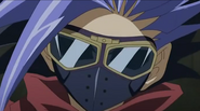 The Black Duelist with mask (no HD pic)