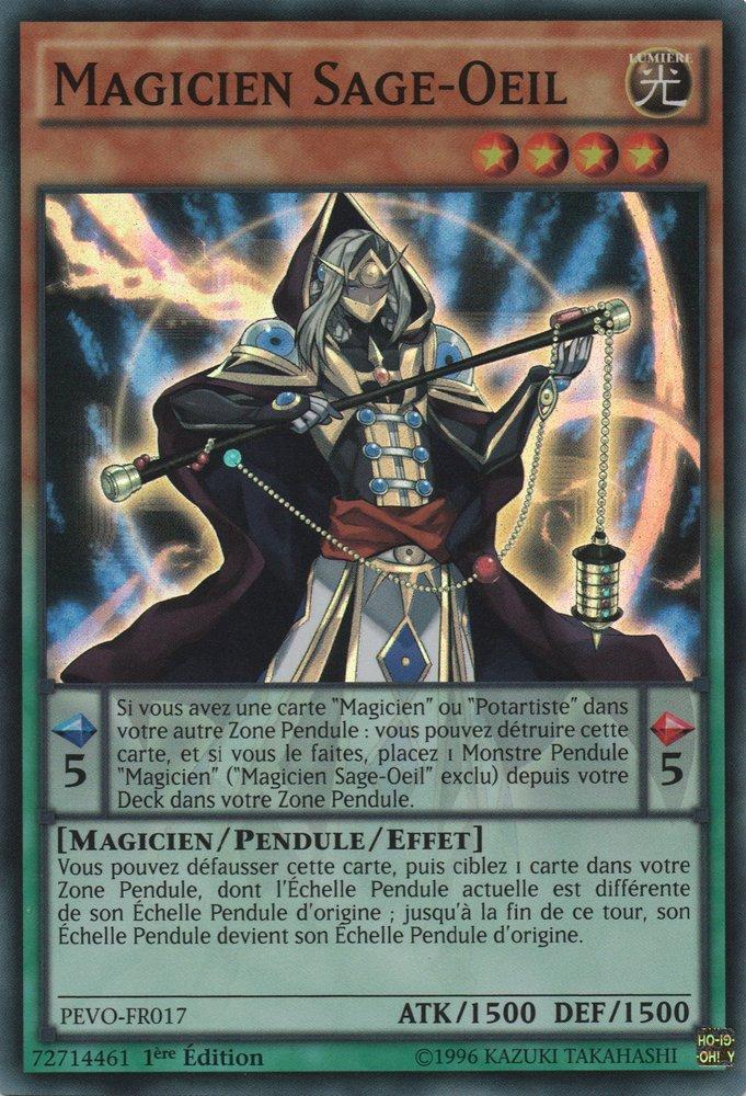 Magicien Sage-Oeil