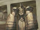 Statue Gardien