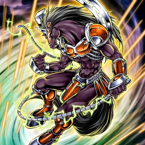 Darius, Bête Gladiateur