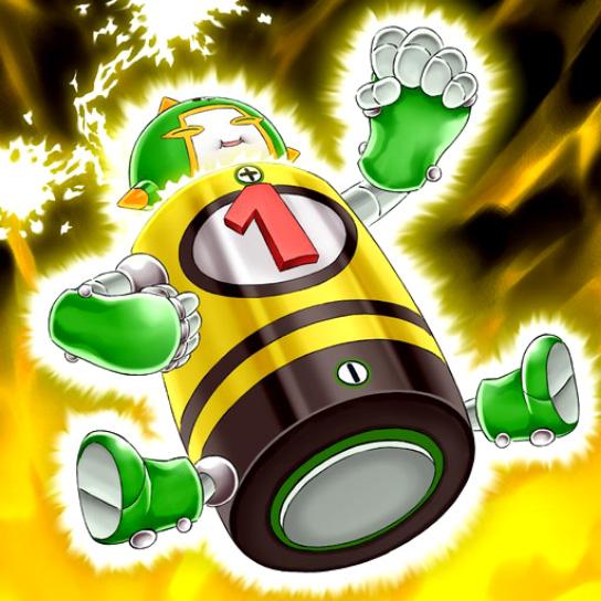 Homme-Batterie D
