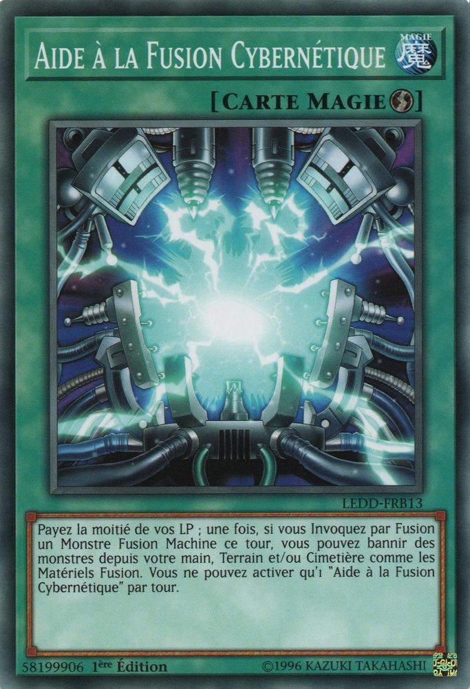 Aide à la Fusion Cybernétique