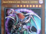 Dragon Empereur du Chaos - Emissaire de l'Achèvement