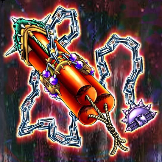 Chaîne Explosive