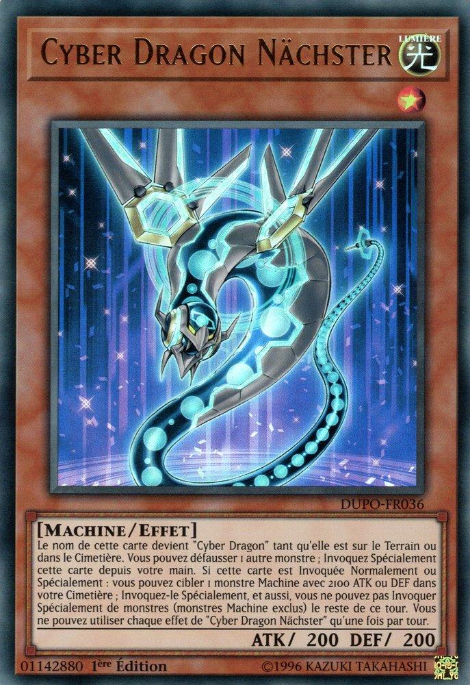 Cyber Dragon Nächster