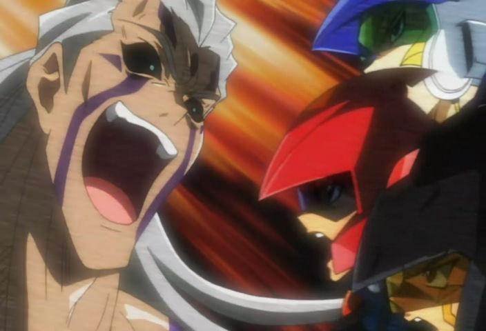 Yu-Gi-Oh! 5D's - Épisode 062