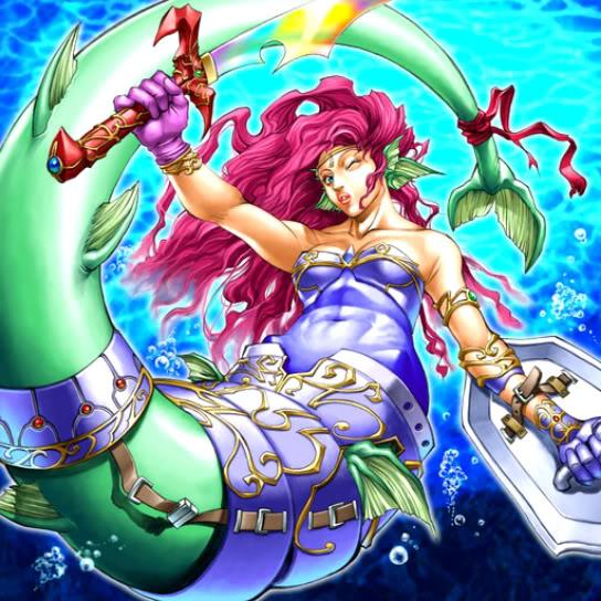 Chevalier Sirène