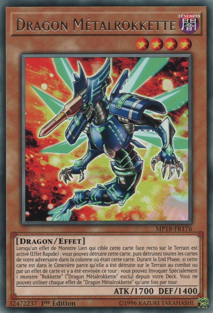 Dragon Métalrokkette