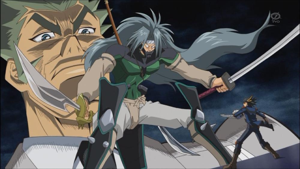 Yu-Gi-Oh! 5D's - Épisode 093