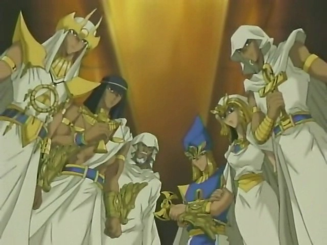 Yu-Gi-Oh! DM - Épisode 201