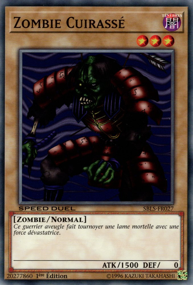 Zombie Cuirassé