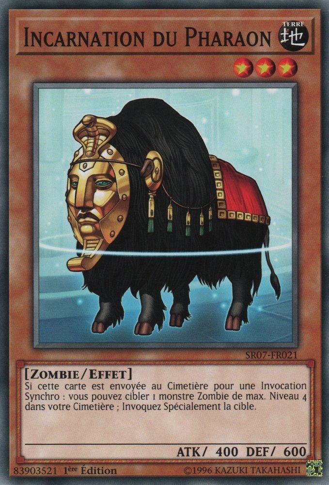 Incarnation du Pharaon