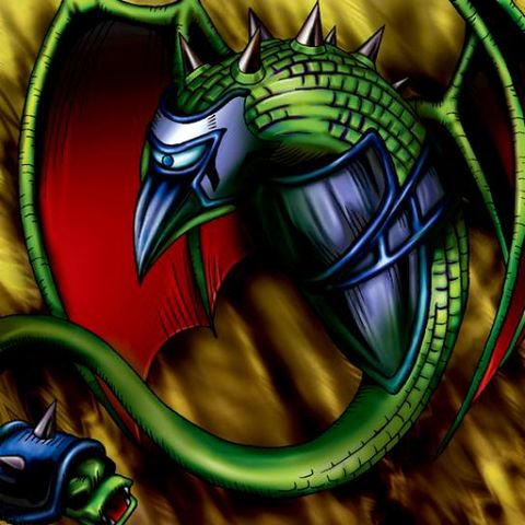 Dragon Bouclier à un Œil