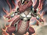 Alligator Démon