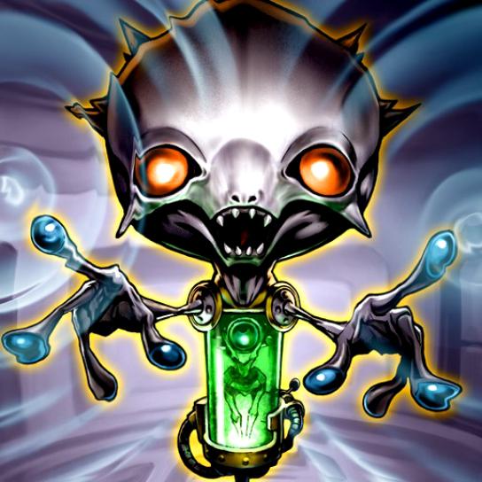 Alien Hypnotique