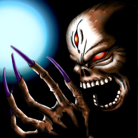 Roi Sombre des Abysses