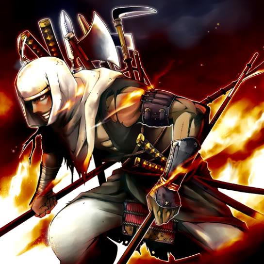 Ben Kei, Samourai Armé
