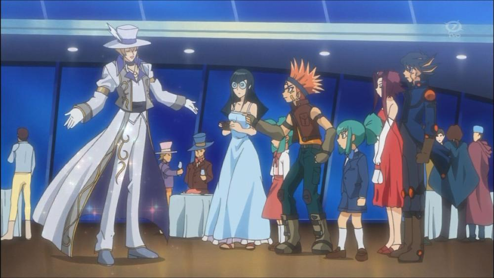 Yu-Gi-Oh! 5D's - Épisode 073