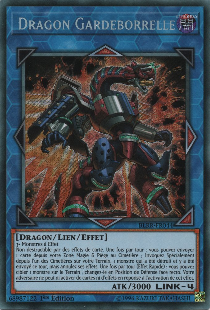 Dragon Gardeborrelle