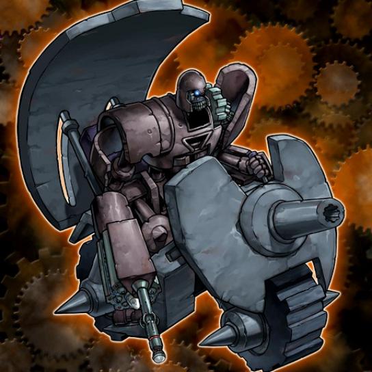 Tank Rouages Ancients