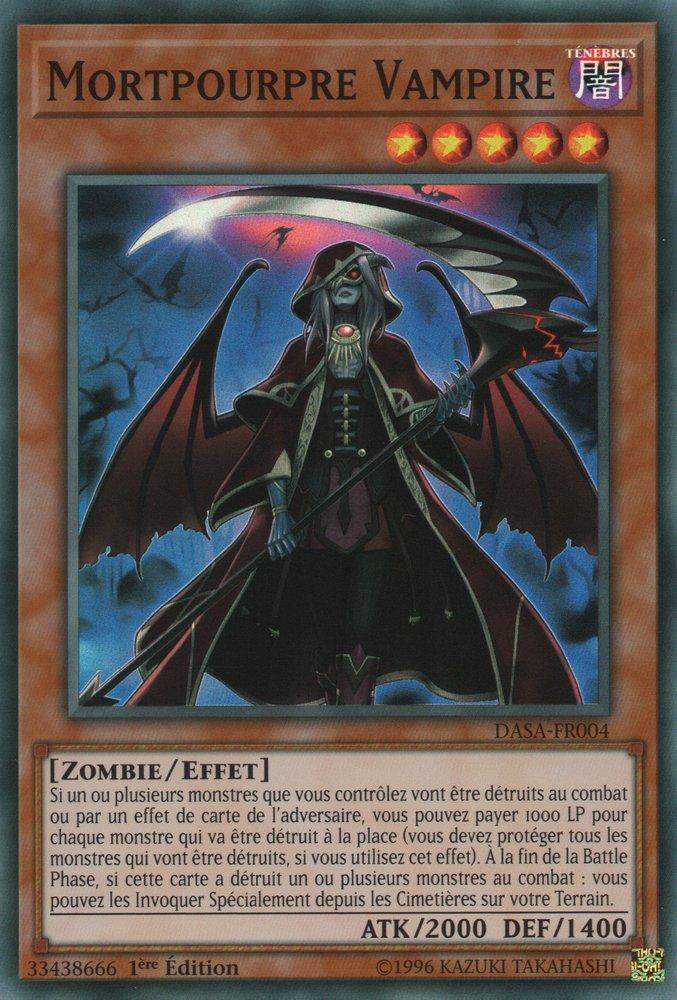 Mortpourpre Vampire