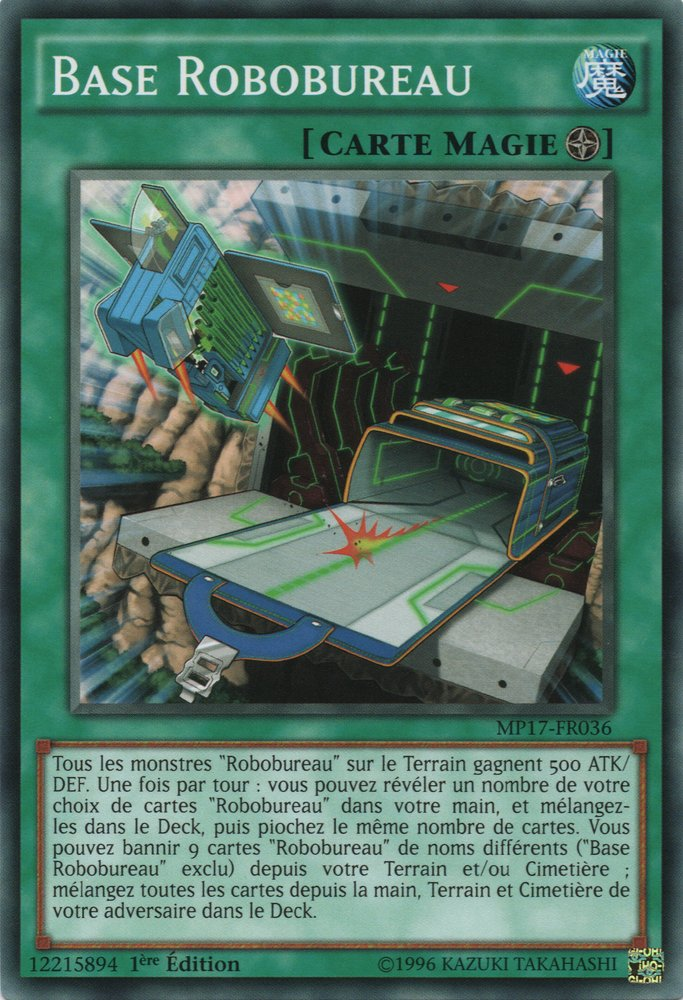 Base Robobureau