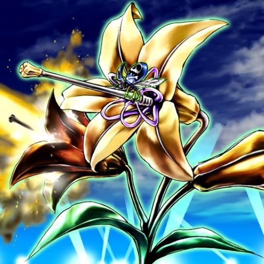 Fleur Antiaérienne