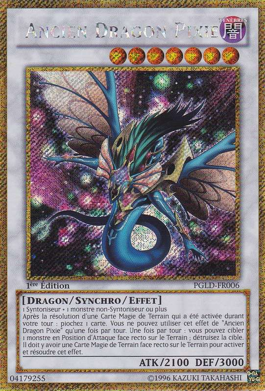 Ancien Dragon Pixie