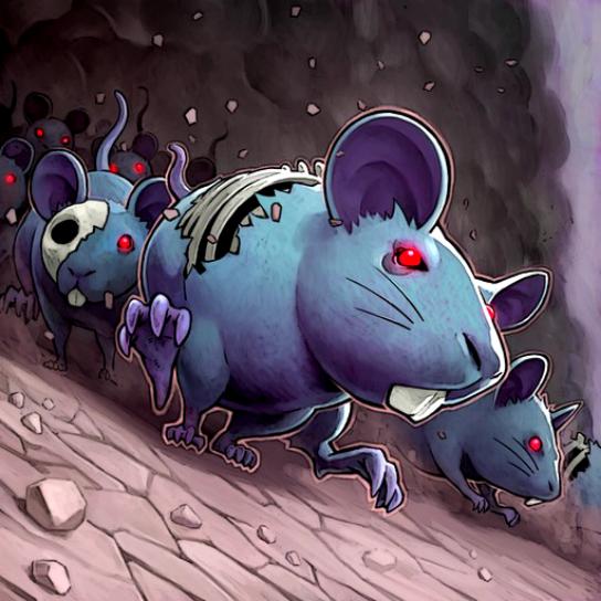 Attaque des Rats Morts-Vivants